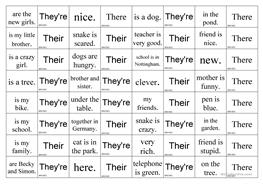 they're/their/there, it's/its, you're/your, way/weigh - and other ...