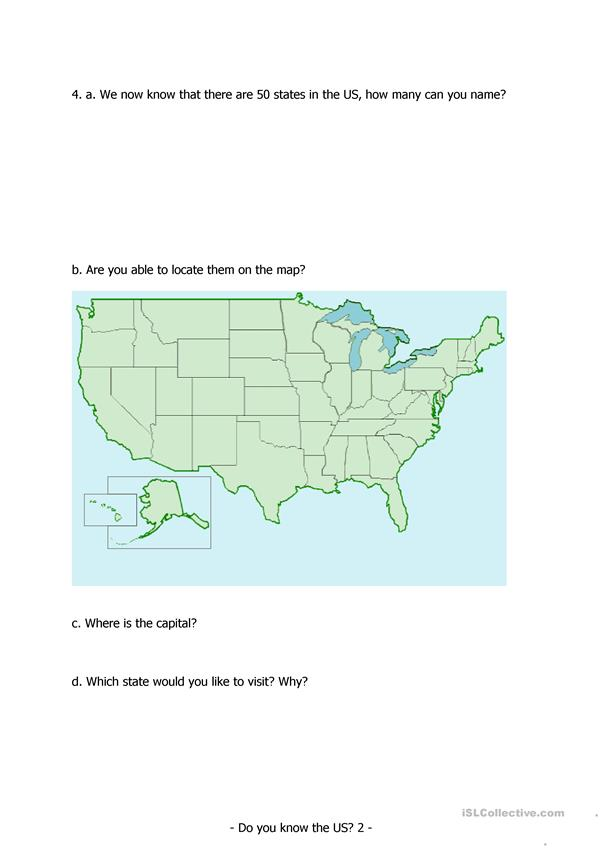 Do you know the US?