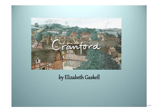 Introduction to Cranford