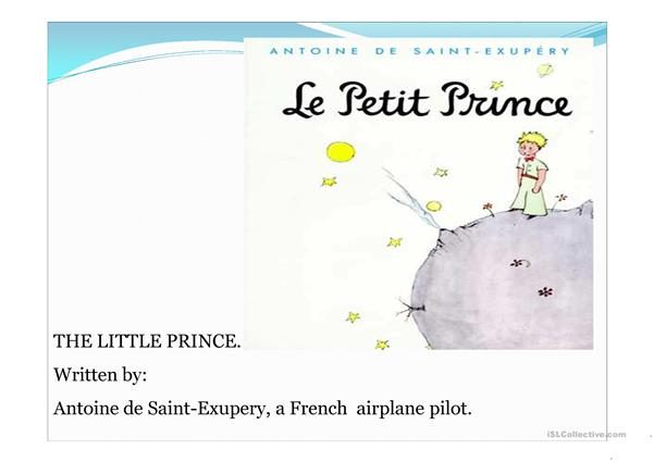 The Little Prince story