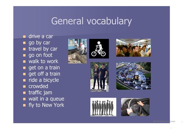 Vocabulary Transport