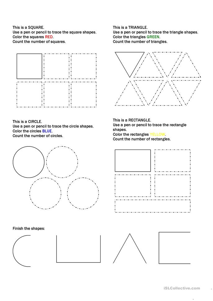 basic shapes worksheet worksheet free esl printable worksheets made by teachers. Black Bedroom Furniture Sets. Home Design Ideas