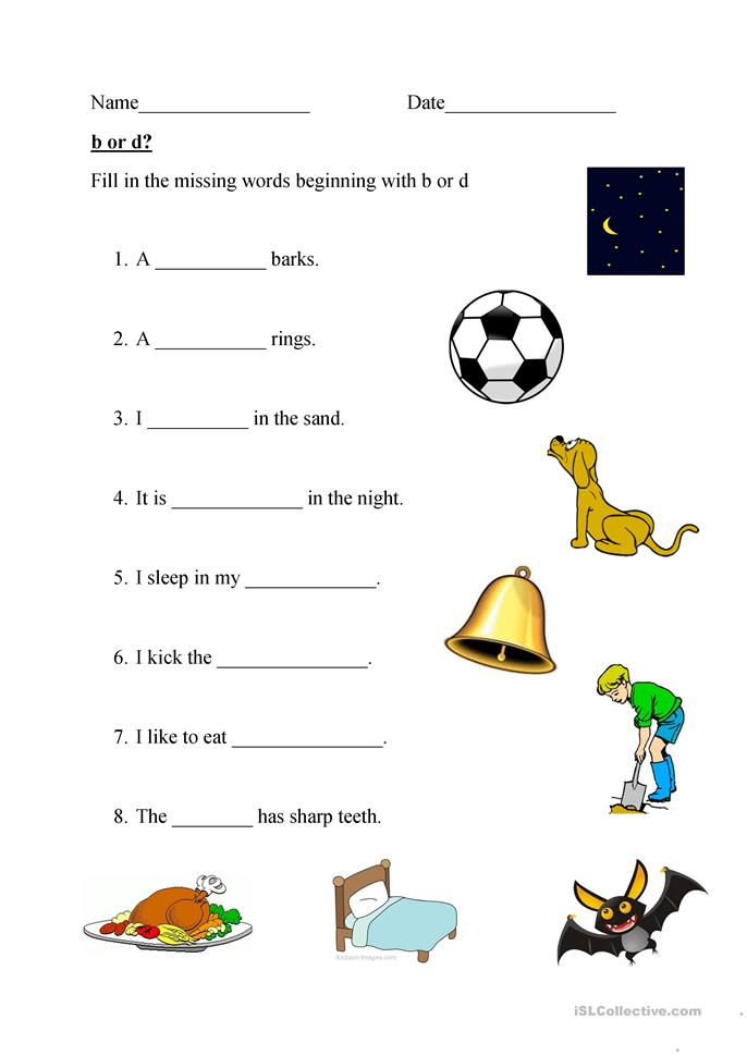 B And D Worksheet - Sharebrowse