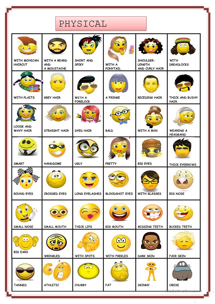 ... TRAITS worksheet - Free ESL printable worksheets made by teachers