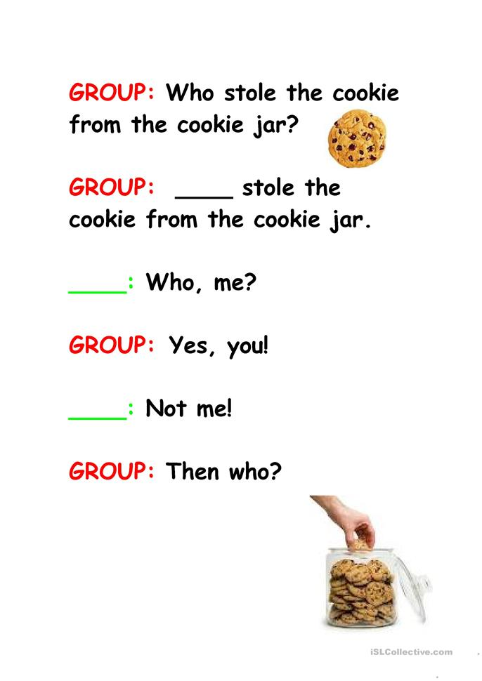 Who Took the Cookie? - Super Simple Songs
