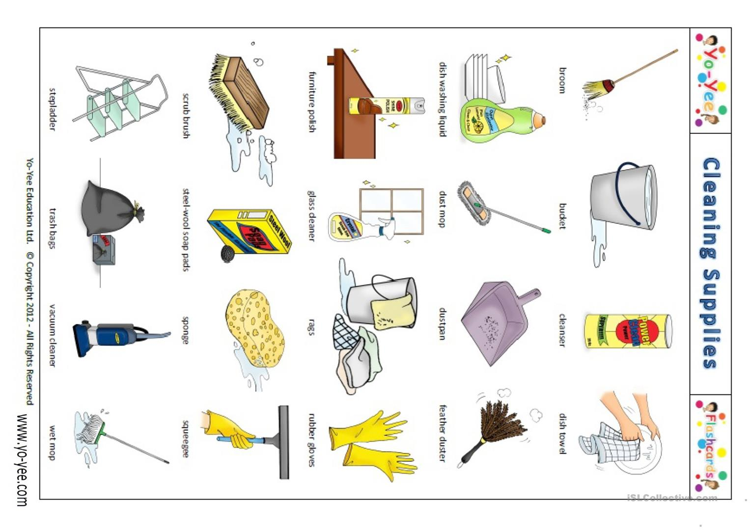 Picture Sequencing Garden Cleaning Worksheet - Turtle Diary