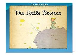 """chapter 21 summary the little prince 41 responses to """" the fox and the little prince """" jaime may 9th, 2006 at 9:32 am you wait the wheatfield never changesthose who are."""