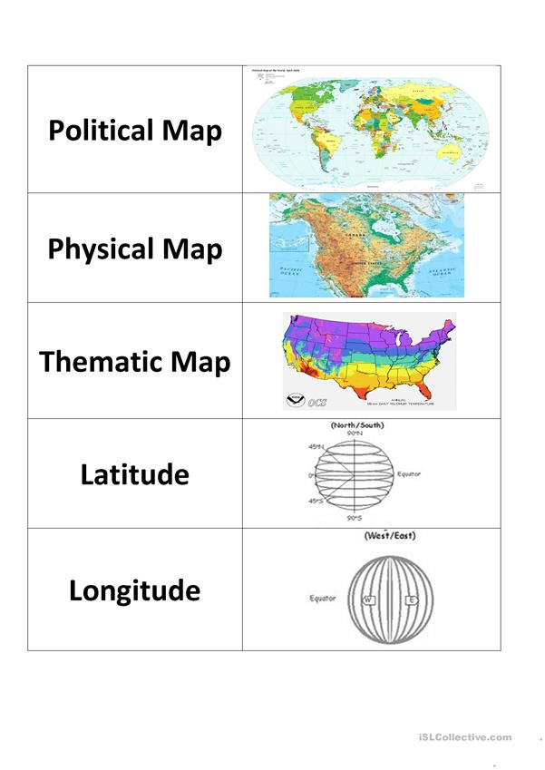 Geography Concepts