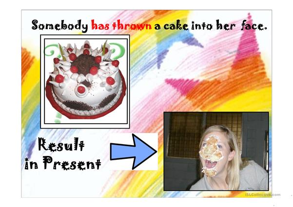 Present Perfect (Result)