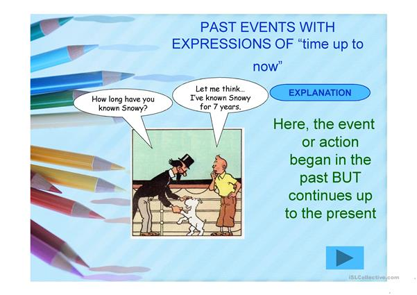 Present Perfect vs Past Simple