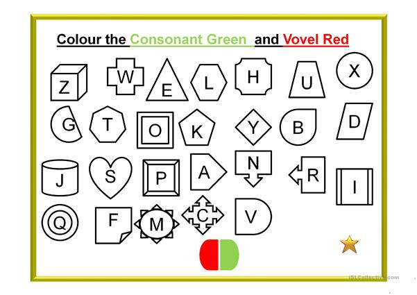 VOVEL AND CONSONANT