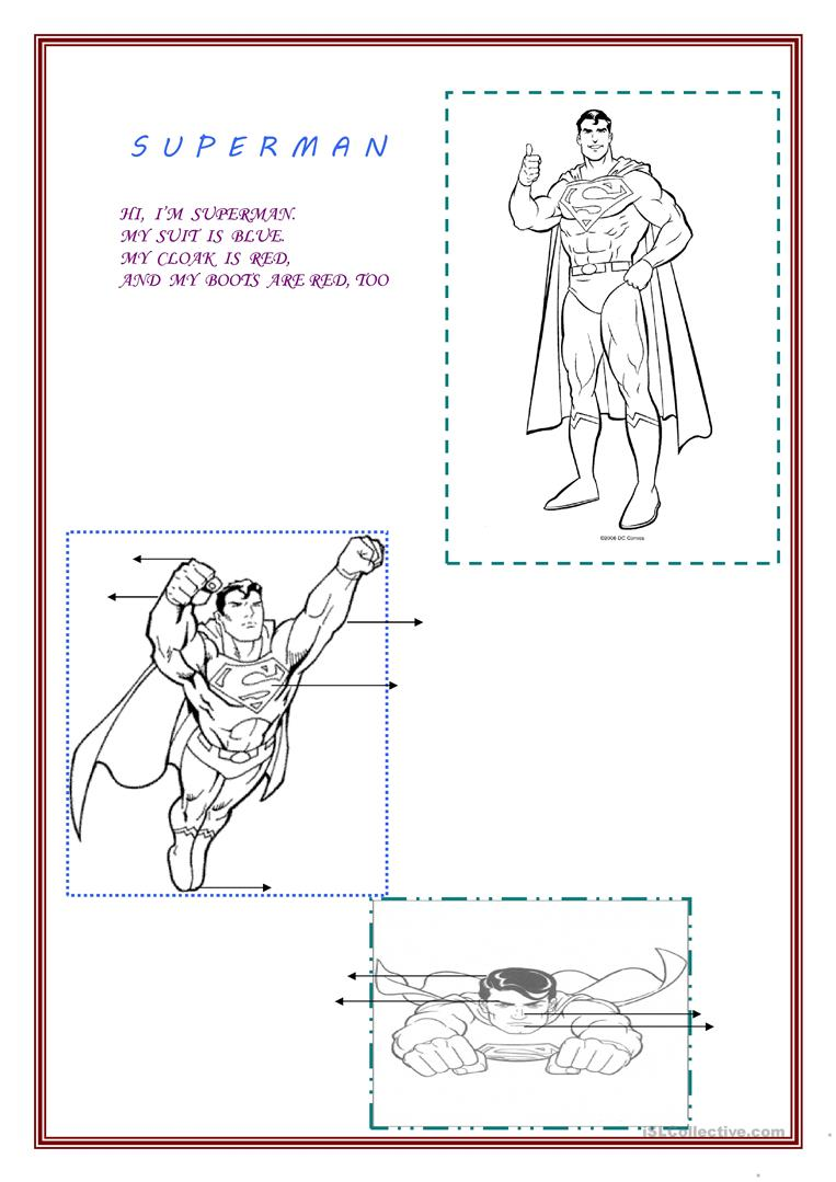 descriptive superman Essays - largest database of quality sample essays and research papers on descriptive superman.