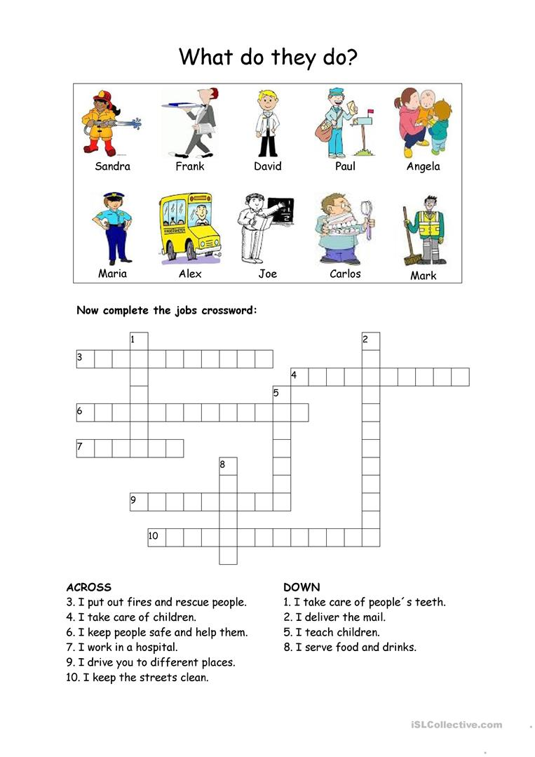 worksheet Fun Science Worksheets 83 free esl science worksheets jobs crossword