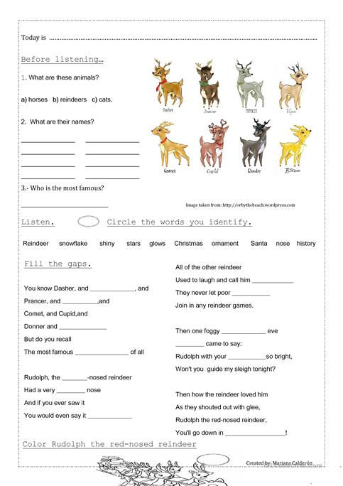 Love Dot To Worksheets Hard Reindeer Free Printable Coloring Pages ...