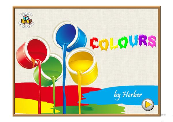 Colours PPT