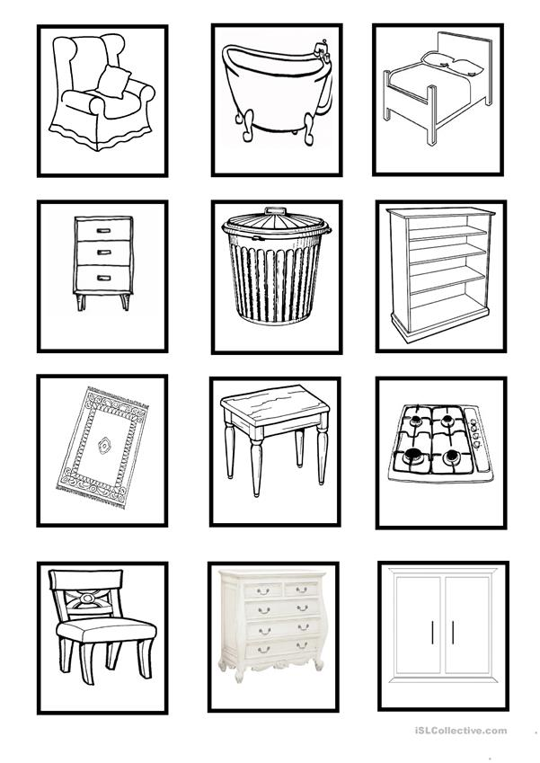 Furniture & Household Objects