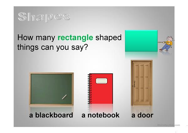 SHAPES PPT