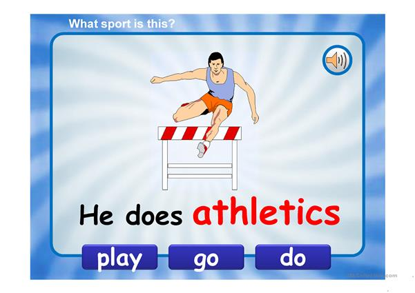 SPORTS PPT