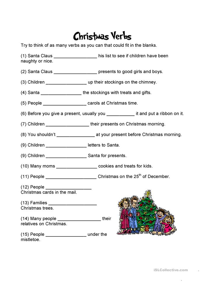esl christmas activities for adults pdf
