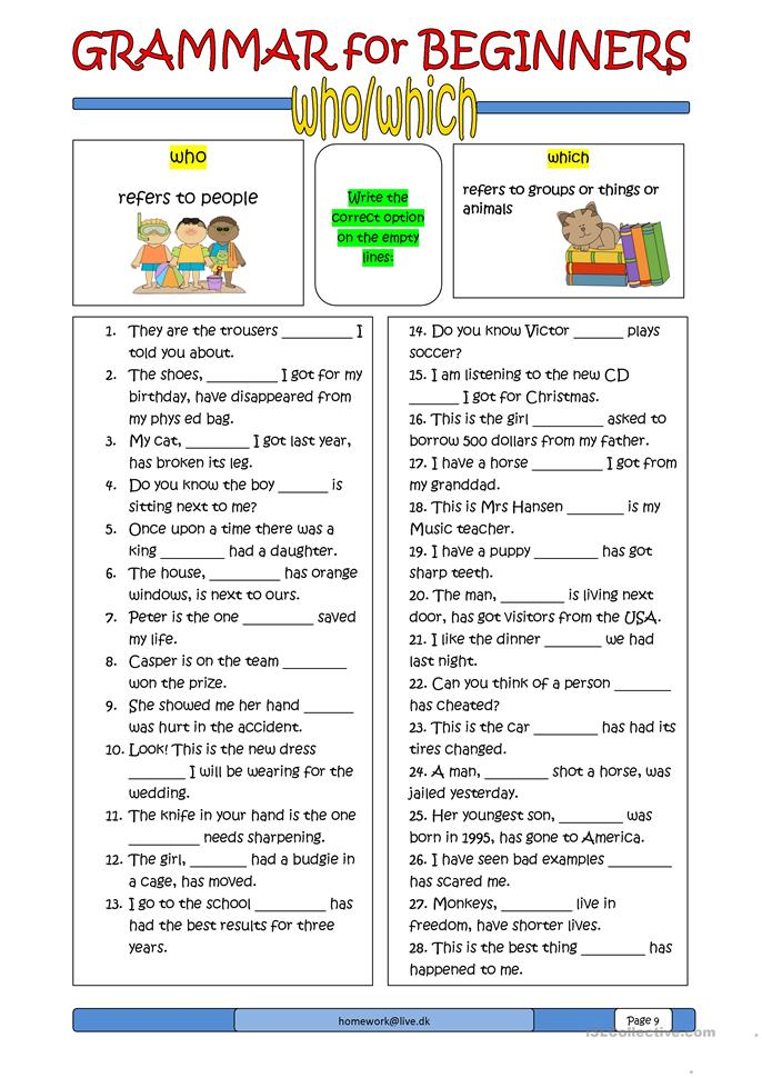 Printables Esl Beginner Worksheets 28 free esl grammar for beginners worksheets whowhich