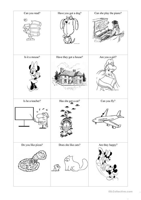 Yes/No Questions worksheet - Free ESL printable worksheets made by ...