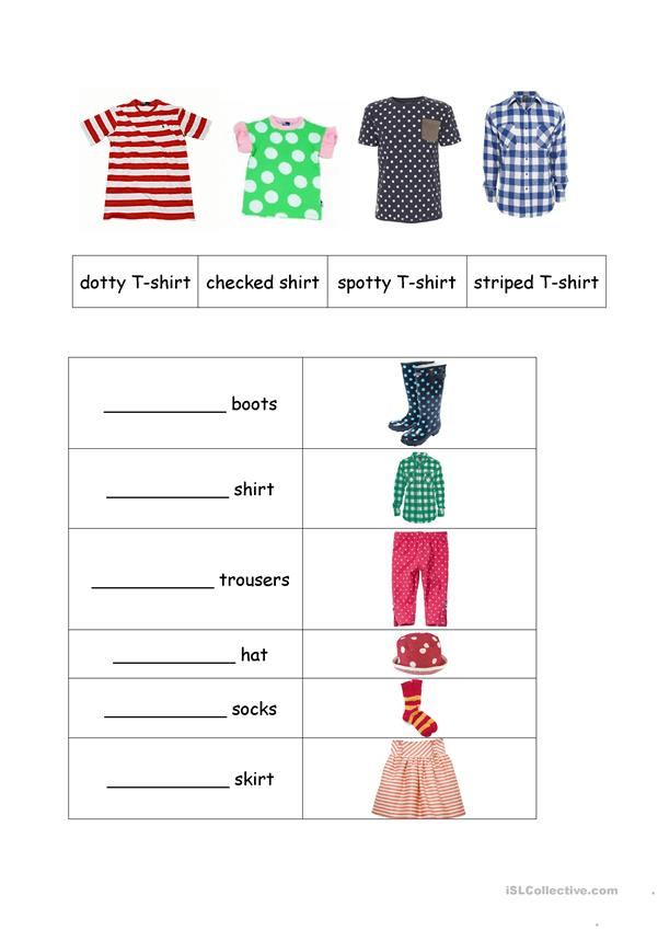clothes patterns