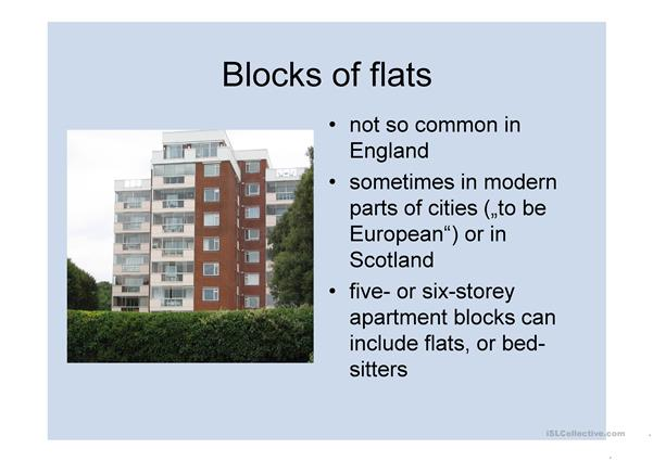 Housing in Great Britain