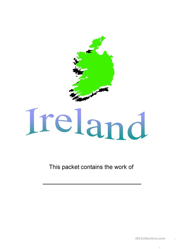 Ireland - packet