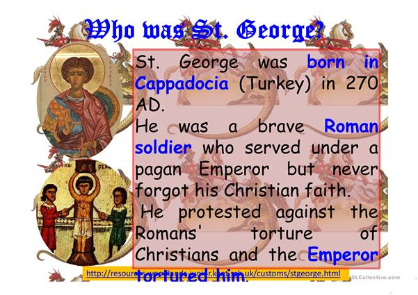 Saint George's Day (England)