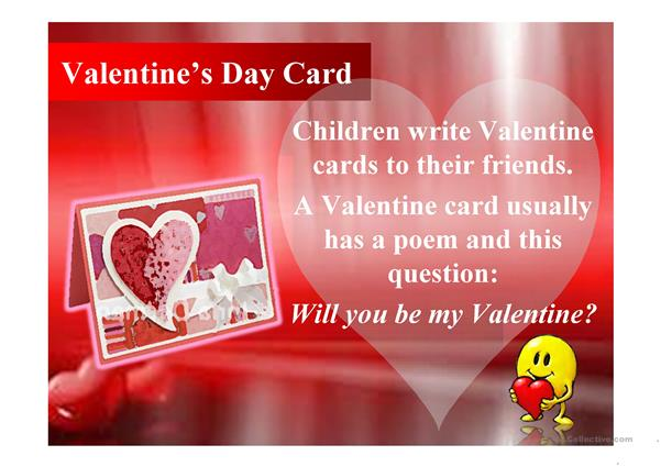 WILL YOU BE MY VALENTINE? PPT