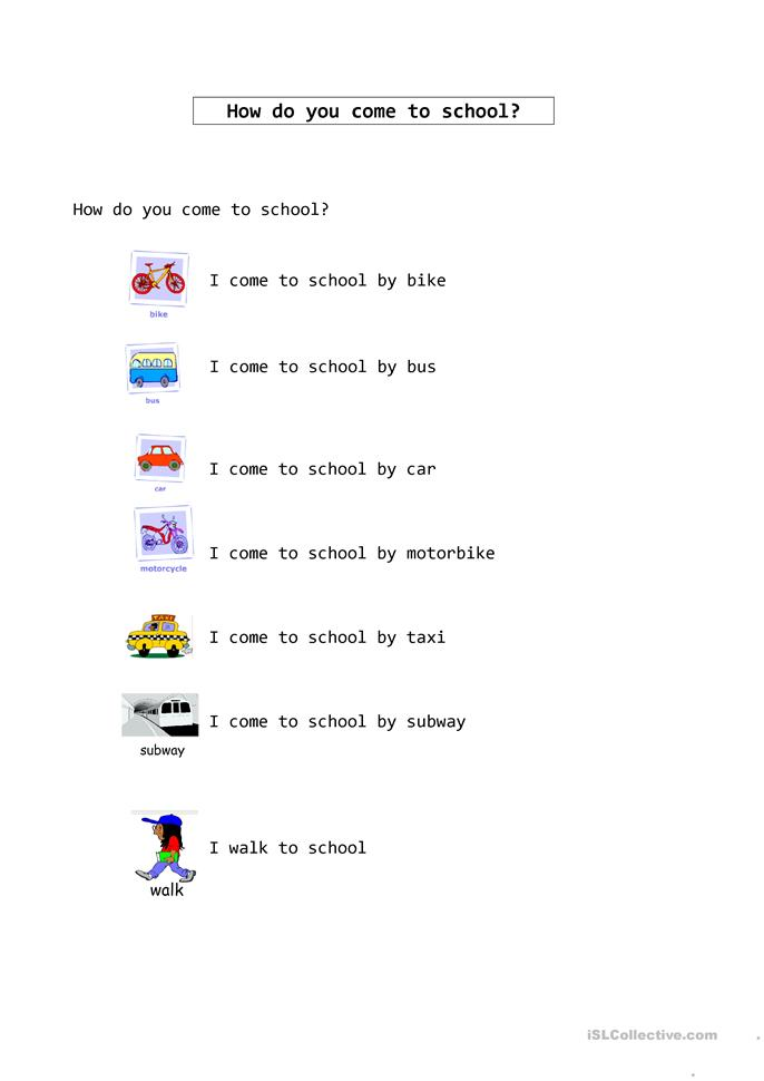 How Do I Come To School Worksheet  Free Esl Printable. Louisiana School Ratings Internet Fax Google. A Liberal Arts Education College Brooklyn Ny. Pe Exam Mechanical Engineering. What Is A Home Equity Line Of Credit. Stained Concrete Outdoor Patio. Film School In Atlanta Harp Loan Modification. Graduate Schools For Counseling. Medical Assistance In Pa Chrysler Lease Deals