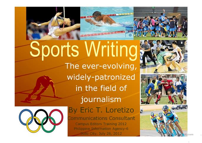 Essay on The Importance of Sports -- Sports - 123HelpMe