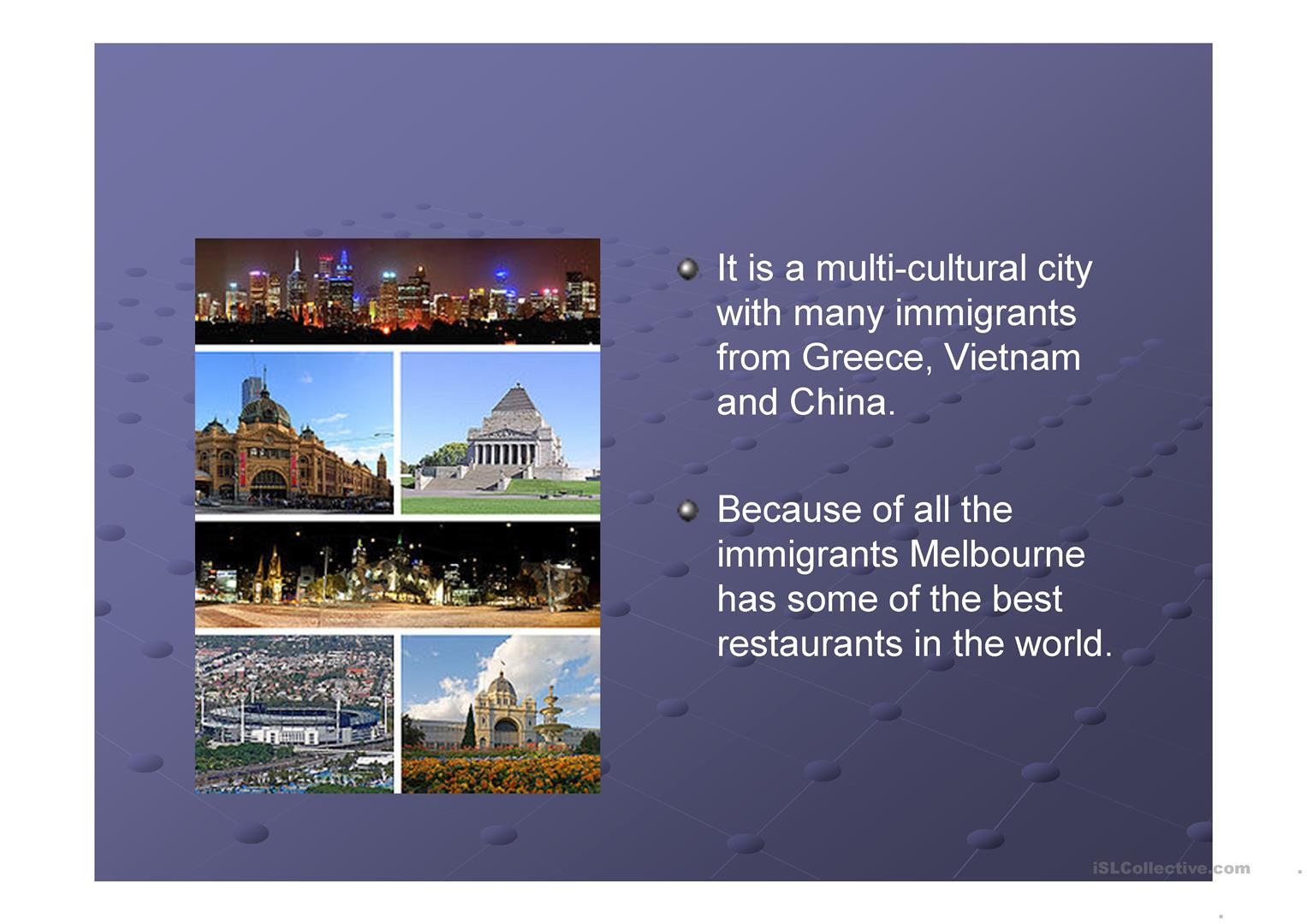 australia ppt full screen