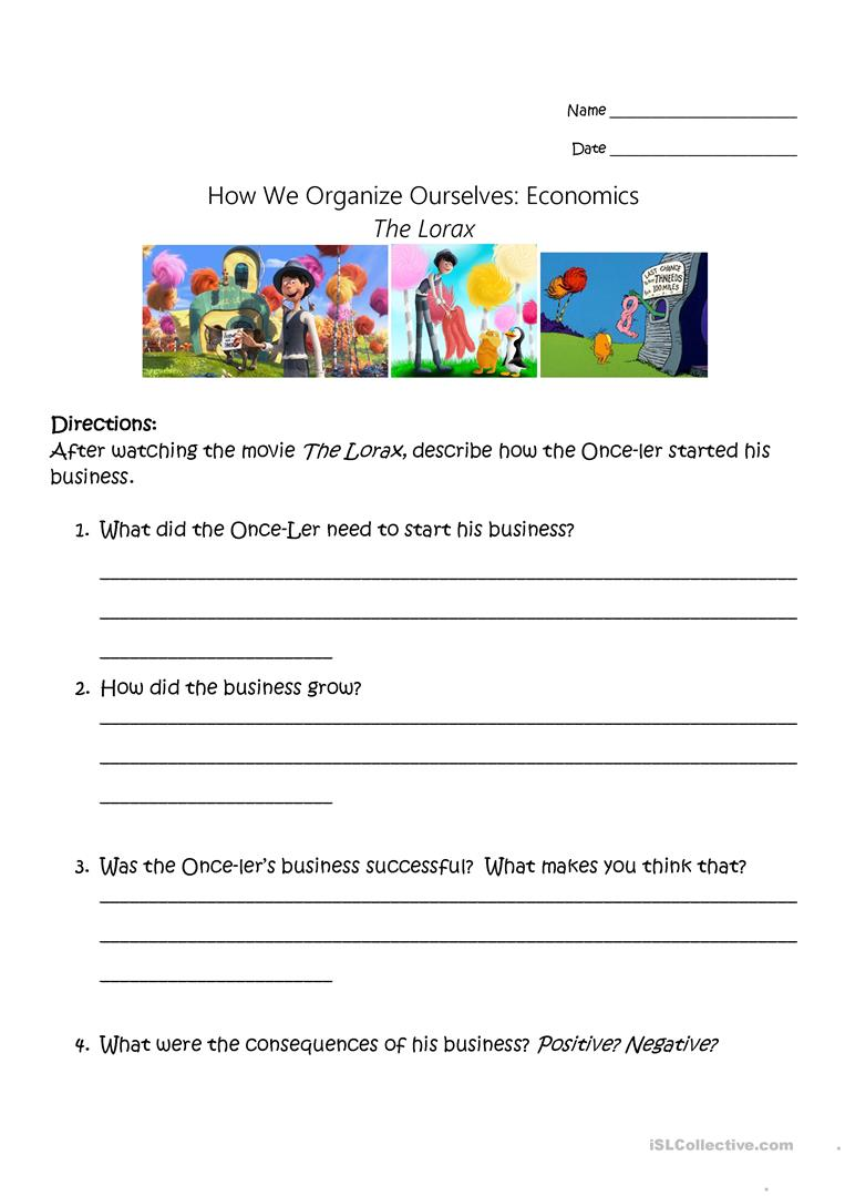 Trust image with regard to free printable economics worksheets