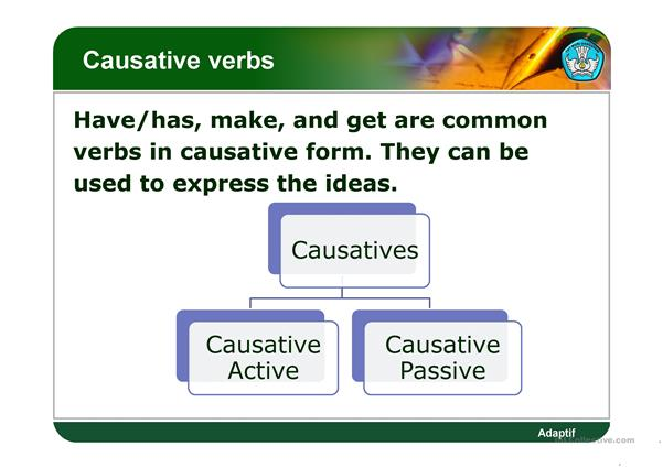 causative