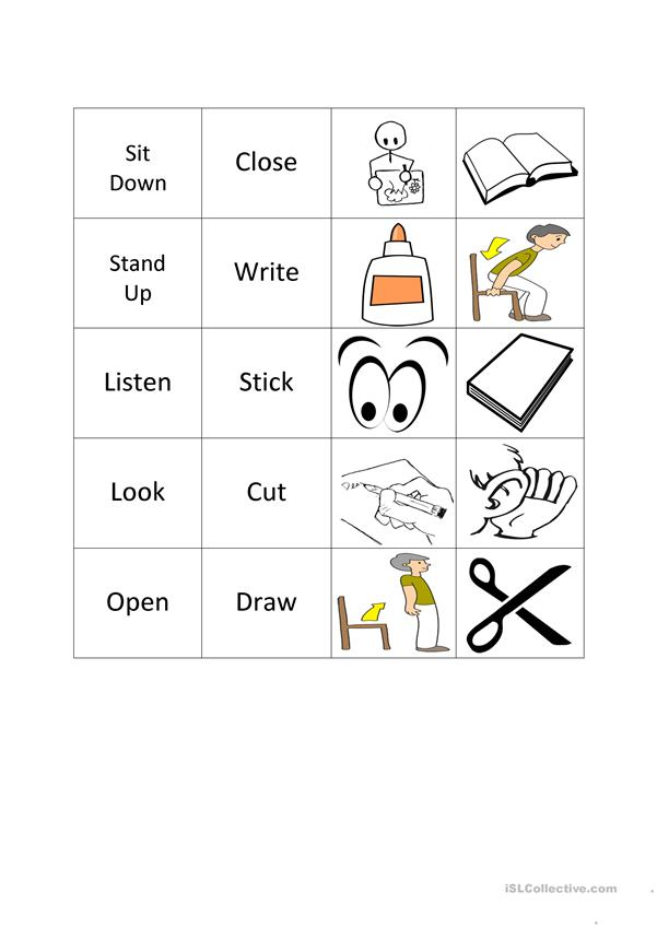 Classroom actions