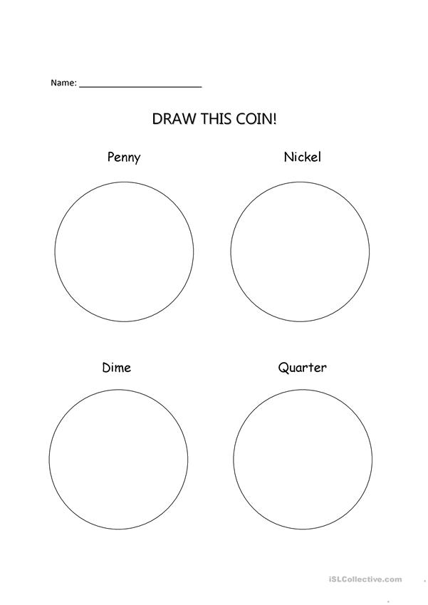 Coin Drawings