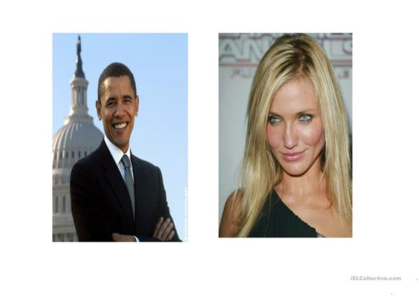 FLASHCARDS: FAMOUS PEOPLE 1