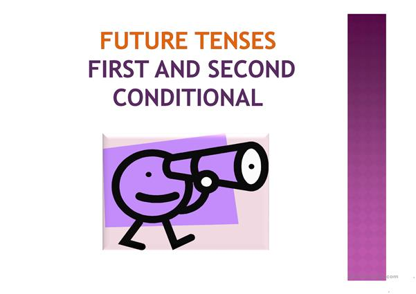 FUTURE, FIRST AND SECOND CONDITIONAL