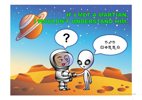 IF I WERE AN ASTRONAUT PPT