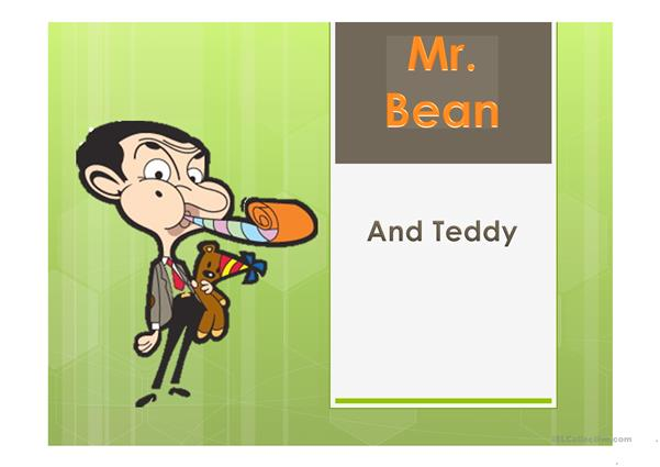Mr. Bean (Introduction)