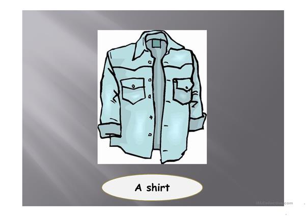 PPT Clothes