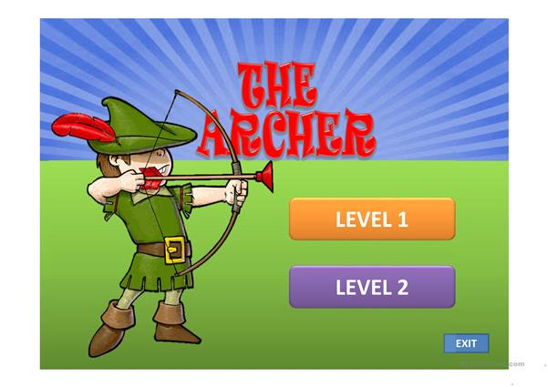 THE ARCHER PPT