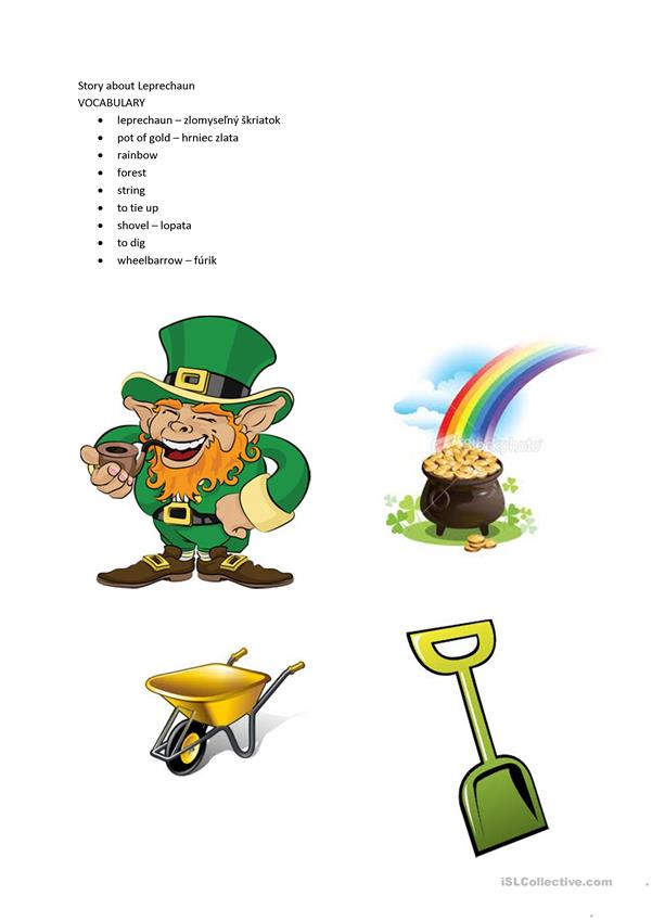 The Legend about Leprechaun
