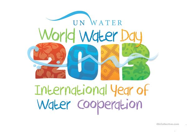 The World Water Day