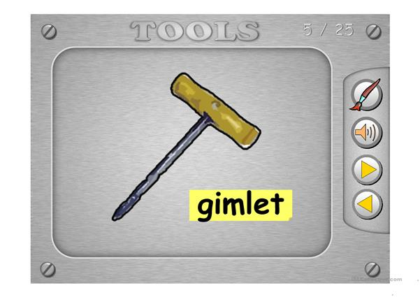 TOOLS PPT