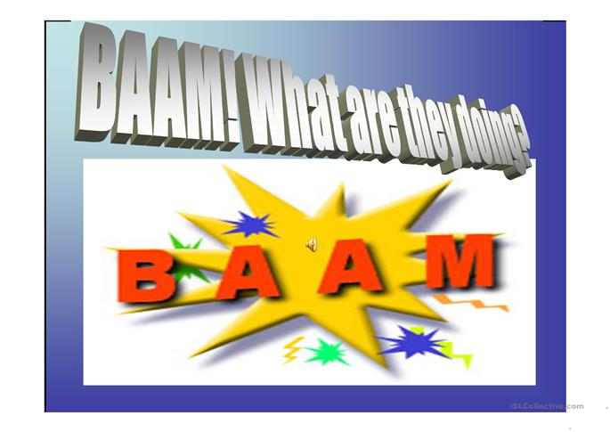 Baam_ Health problems - ESL powerpoints