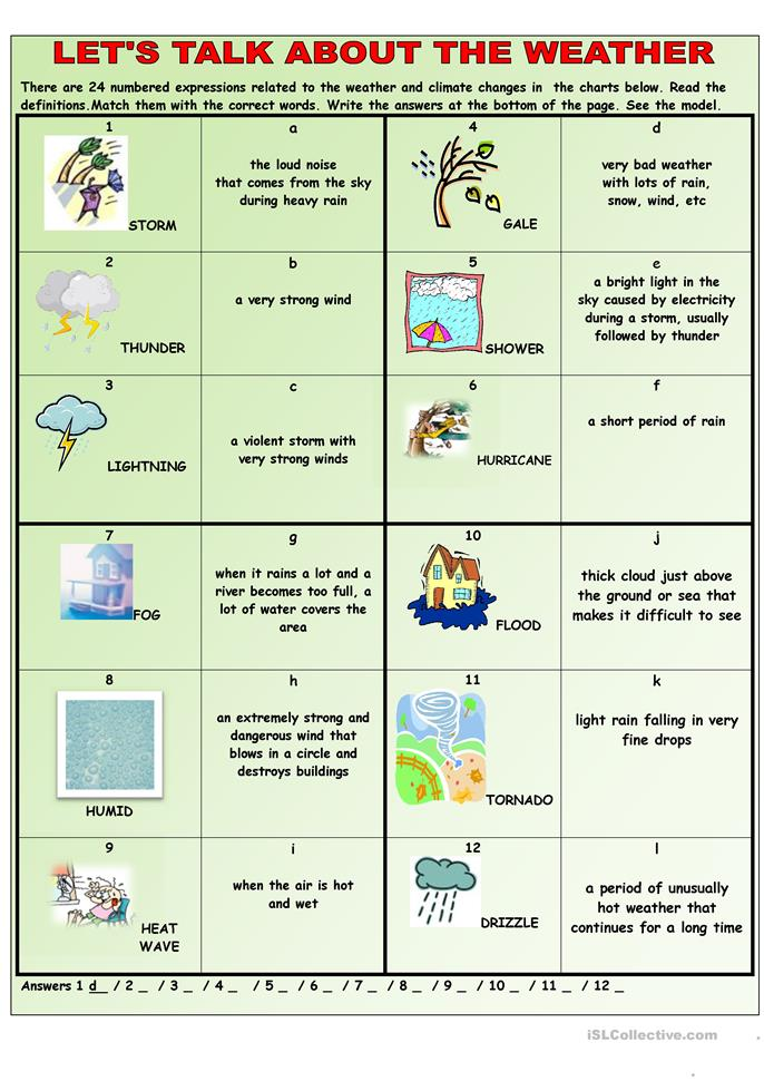 let 39 s talk about the weather worksheet free esl printable worksheets made by teachers. Black Bedroom Furniture Sets. Home Design Ideas