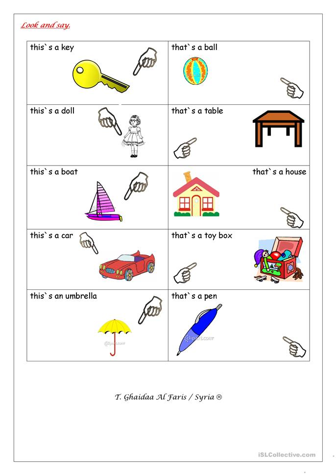 ... and that worksheet - Free ESL printable worksheets made by teachers