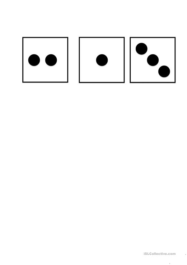 counting 1-5